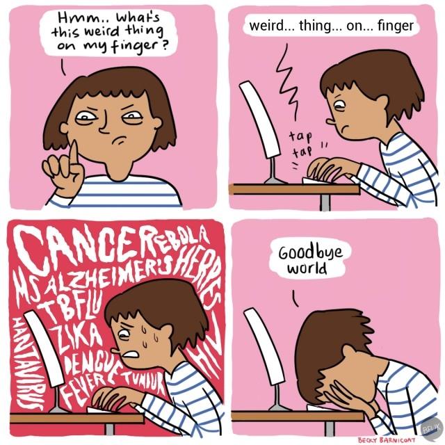 13 ilustraciones de los problemas que jamás dejarán de molestar a las mujeres 1