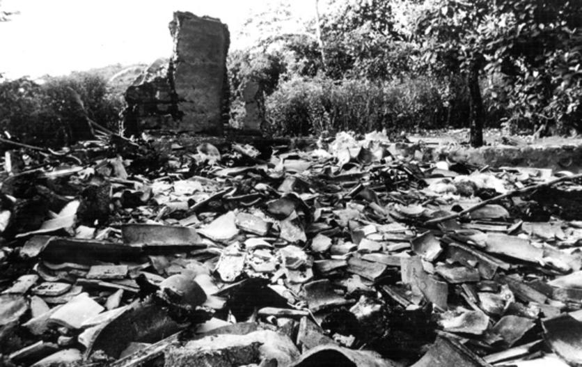 El Mozote: la masacre más mortífera en la historia de América Latina que no conocías 1