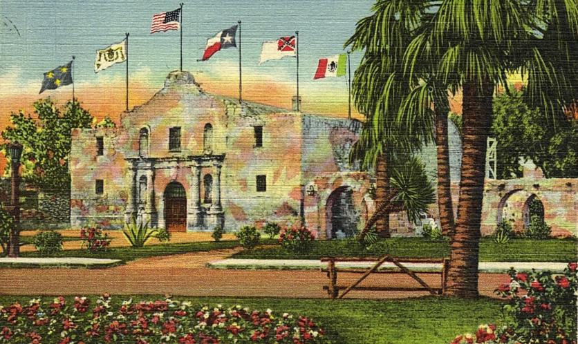 Texas, la República de Yucatán y otros estados que se separaron de México 2