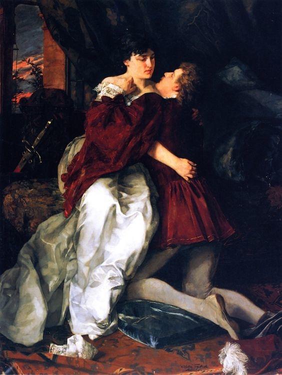 pinturas de romeo y julieta 4