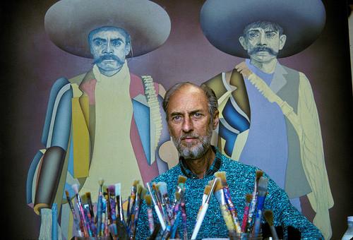 Los artistas que lucharon por la libertad en México y que ya nadie recuerda 4