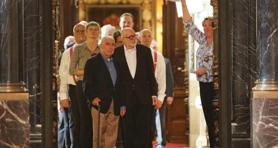 alemania celebra su primer matrimonio homosexual 4