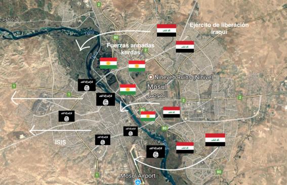 derrota de isis en siria e irak 6