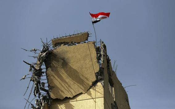 derrota de isis en siria e irak 8