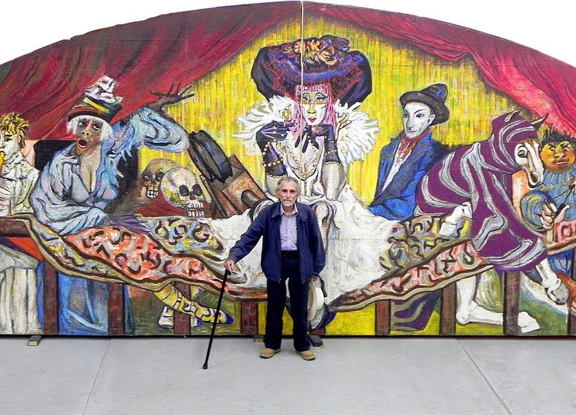 Los artistas que lucharon por la libertad en México y que ya nadie recuerda 3