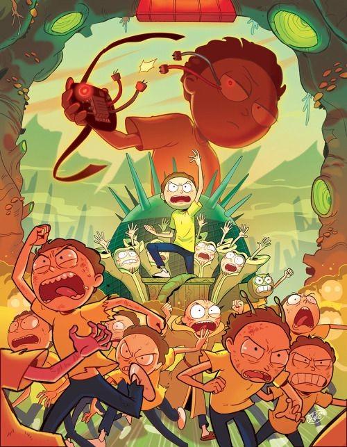 Razones por las que, según Rick y Morty, podríamos vivir en un multiverso 4
