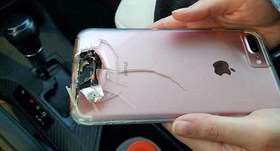 iphone salvo de morir en las vegas 1