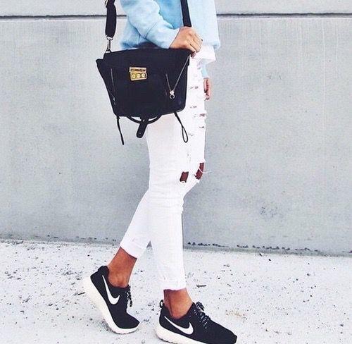 Errores que cometes al usar jeans blancos y cómo solucionarlos 3