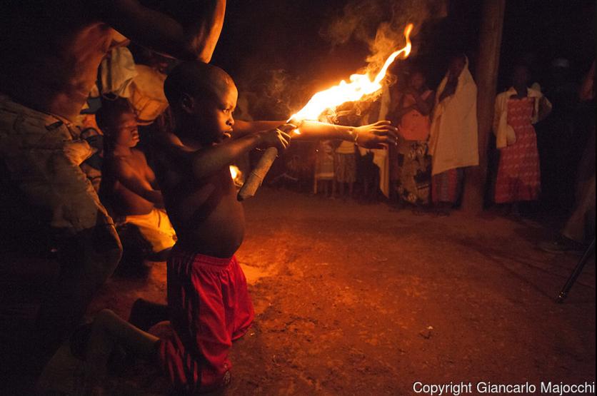 24 fotografías de sacrificios y vudú en África 8