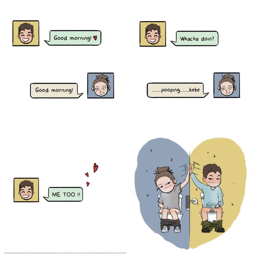 Ilustraciones de mujeres y sus problemas 8