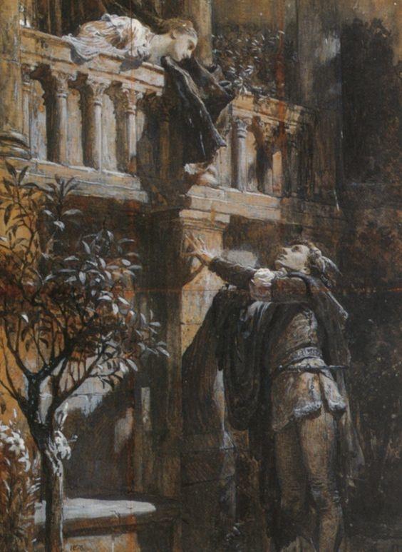 pinturas de romeo y julieta 2