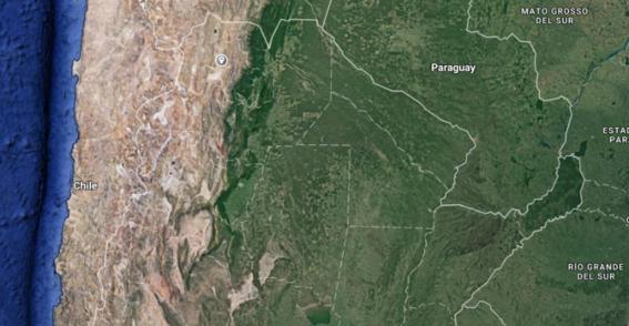 huellas gigantes de dinosaurio en argentina 1