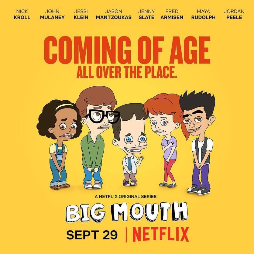 La nueva serie de Netflix que te hará recordar lo horrible que era ser adolescente 0