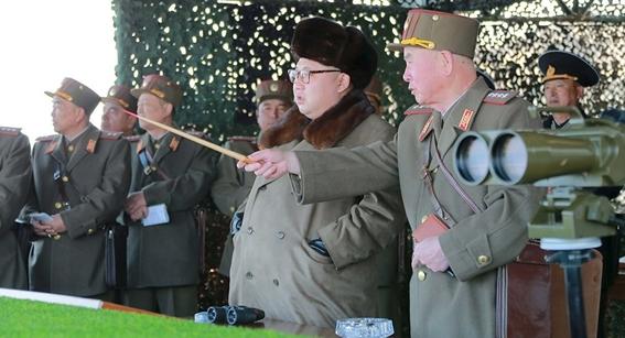 corea del norte amenaza con nube nuclear 2