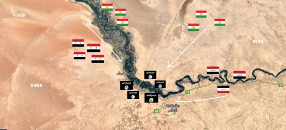 derrota de isis en siria e irak 9