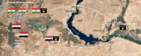 derrota de isis en siria e irak 5