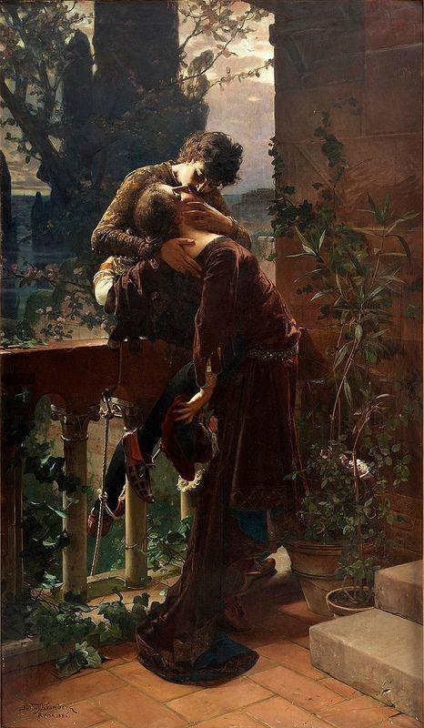 pinturas de romeo y julieta 3