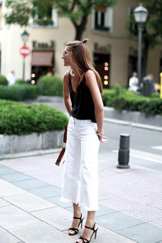 Errores que cometes al usar jeans blancos y cómo solucionarlos 5