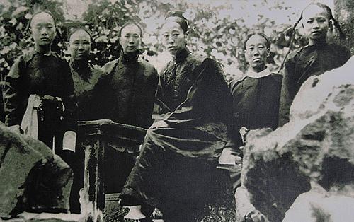 eunucos en china 1