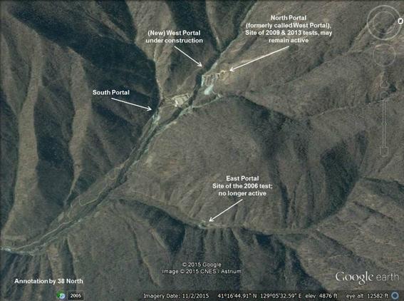 montana mantap en corea del norte 1