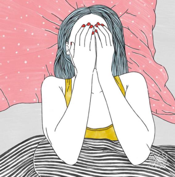 never forever love and heartbreak illustrations 11