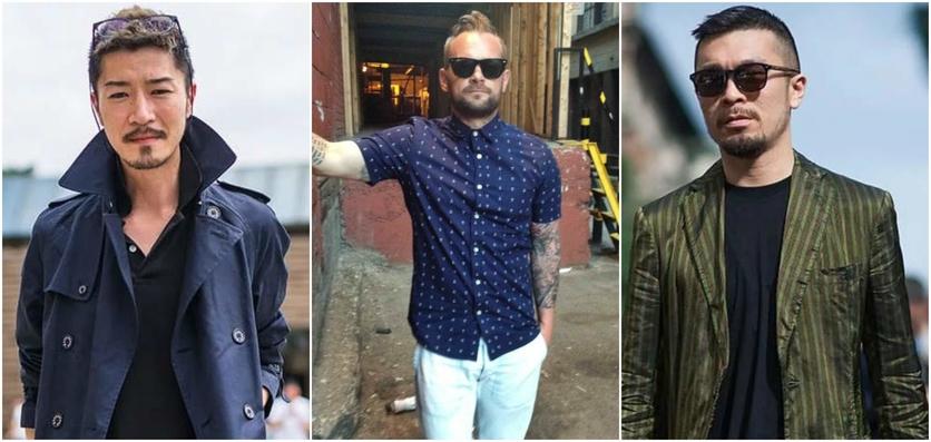 Cortes de cabello perfectos para hombres con barba 5