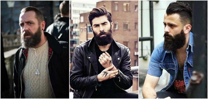 Cortes de cabello perfectos para hombres con barba 6