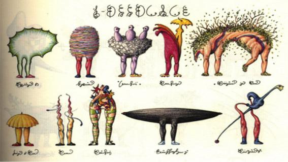 codex seraphinianus 3
