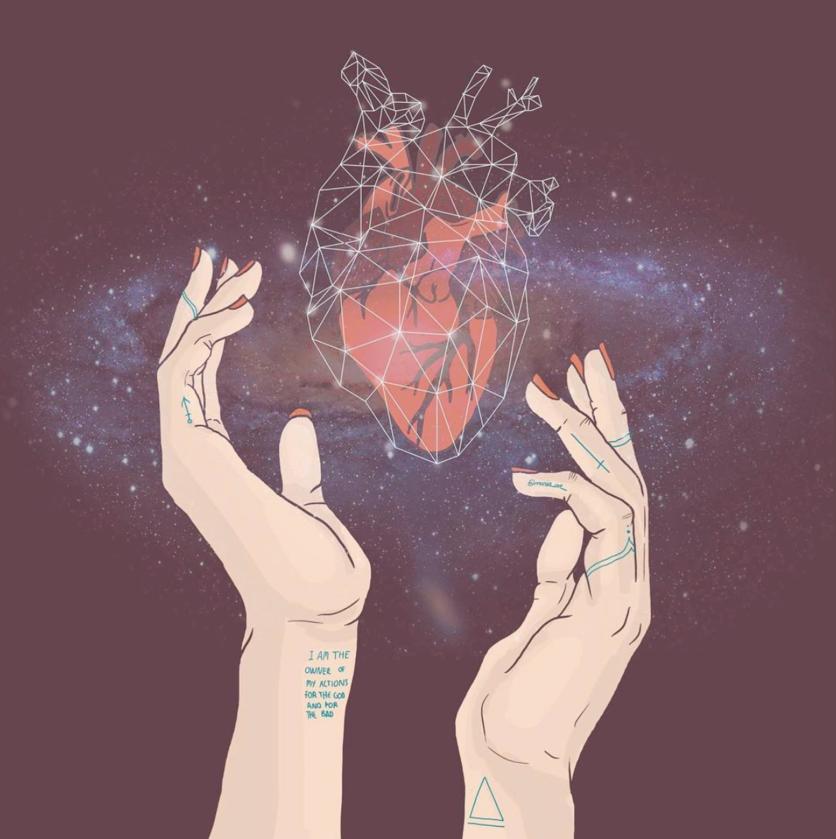 Ilustraciones de María Uve para darte cuenta de que estás con el amor de tu vida 1