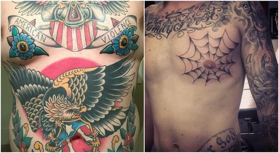 nipple tattoos 1