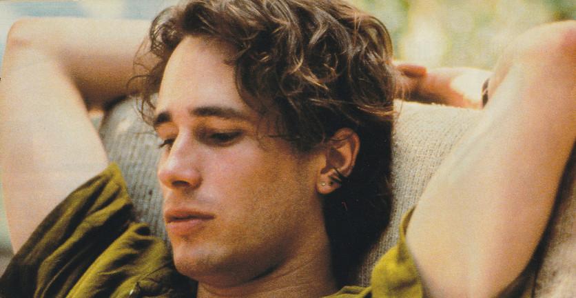 Jeff Buckley, el músico melancólico que inspiró a Radiohead, Coldplay y Muse 1