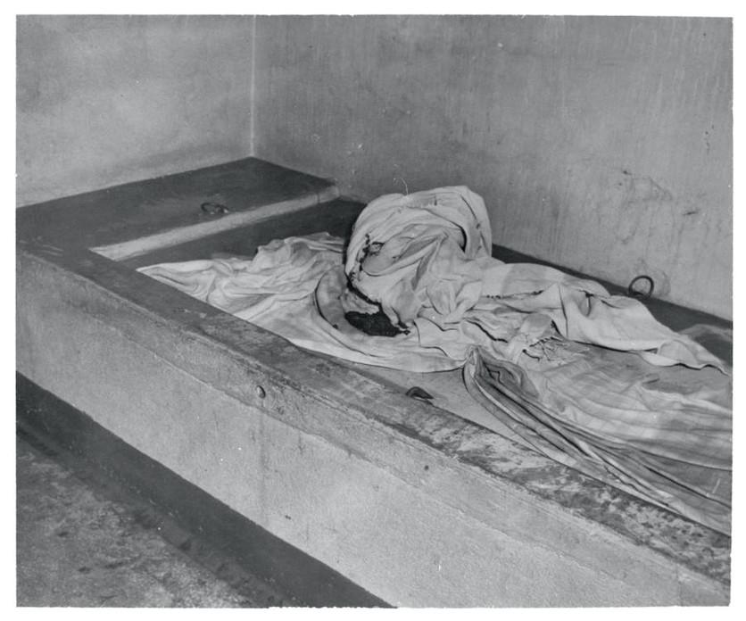 Fotografías históricas de cómo se vivía en un manicomio 1