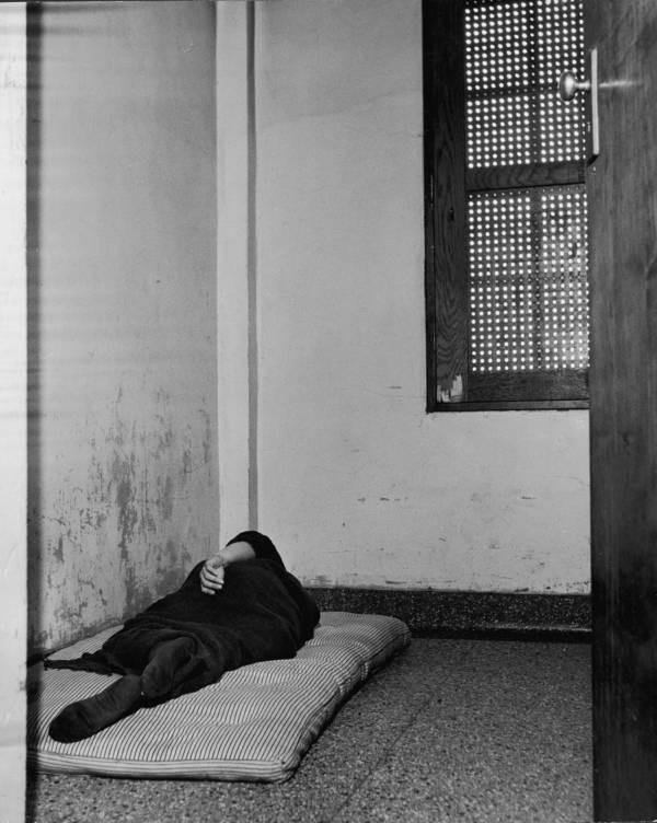 Fotografías históricas de cómo se vivía en un manicomio 2