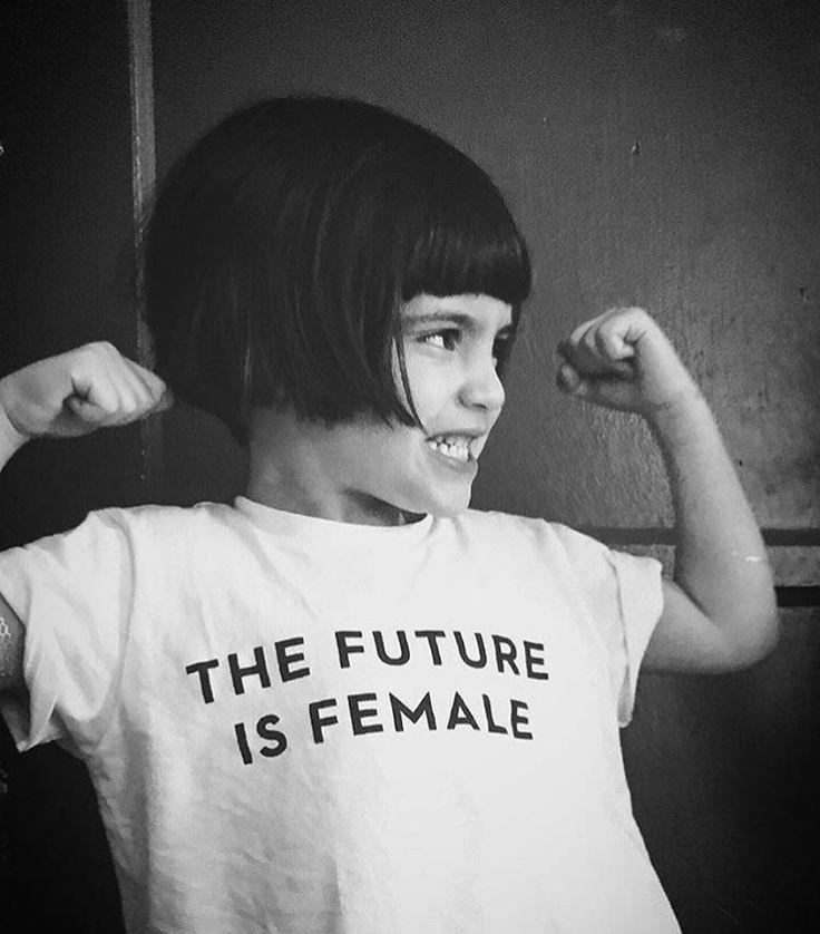 ¿Cómo sería el mundo si las mujeres fueran más fuertes que los hombres? 5