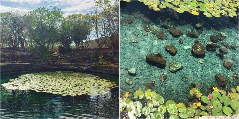 8 cenotes en Yucatán para encontrarte con el inframundo maya 1