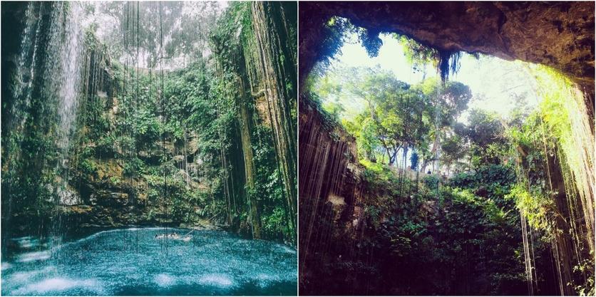 8 cenotes en Yucatán para encontrarte con el inframundo maya 3