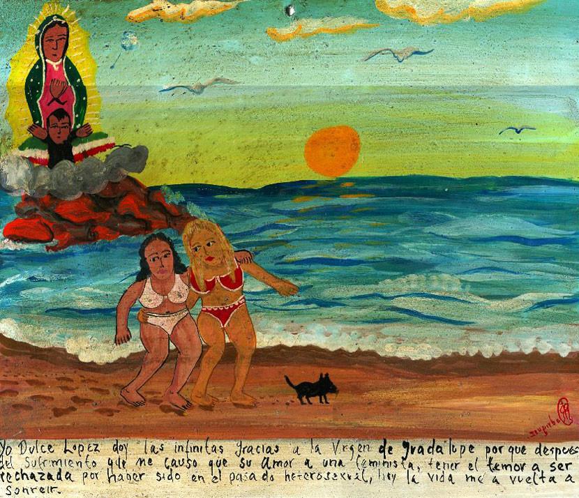 Milagros de éxtasis, homosexualidad y fortuna en 19 obras de arte 0