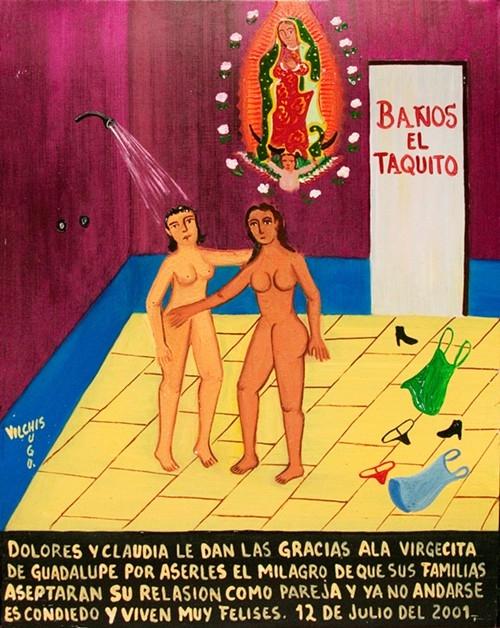 Milagros de éxtasis, homosexualidad y fortuna en 19 obras de arte 2