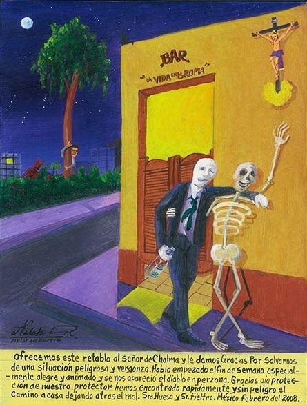 Milagros de éxtasis, homosexualidad y fortuna en 19 obras de arte 3