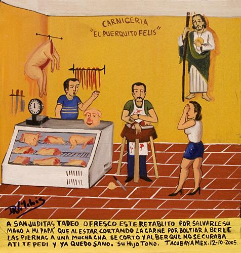 Milagros de éxtasis, homosexualidad y fortuna en 19 obras de arte 6