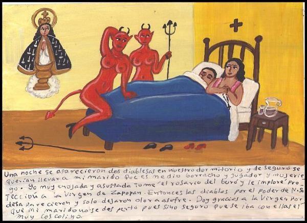 Milagros de éxtasis, homosexualidad y fortuna en 19 obras de arte 7