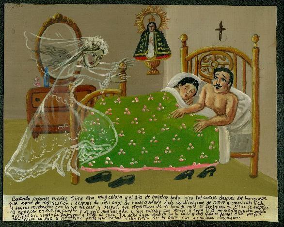 Milagros de éxtasis, homosexualidad y fortuna en 19 obras de arte 8