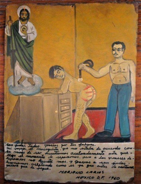 Milagros de éxtasis, homosexualidad y fortuna en 19 obras de arte 12