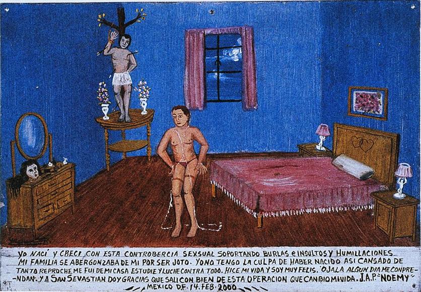 Milagros de éxtasis, homosexualidad y fortuna en 19 obras de arte 16