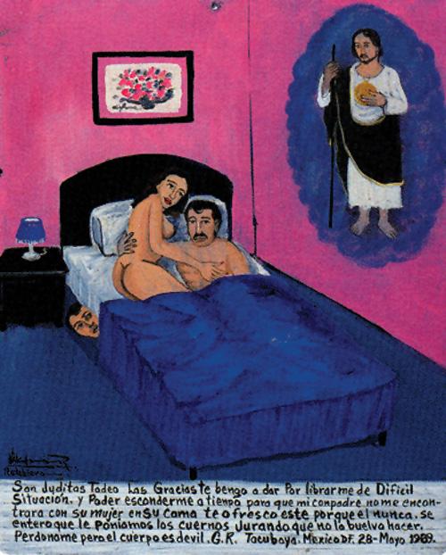 Milagros de éxtasis, homosexualidad y fortuna en 19 obras de arte 17