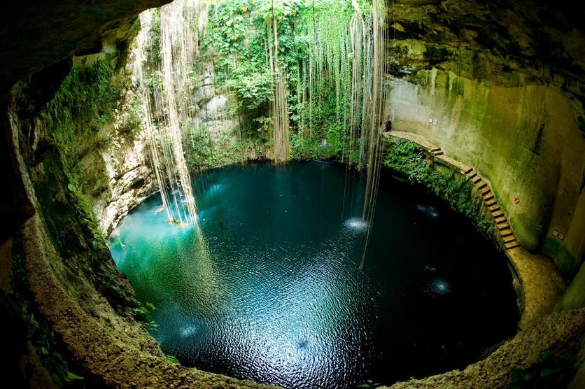 8 cenotes en Yucatán para encontrarte con el inframundo maya 0
