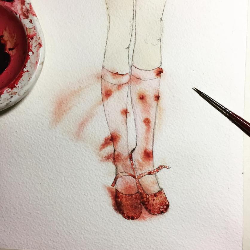 30 dibujos, 30 días: noviembre es de Alejandra Alarcón 9