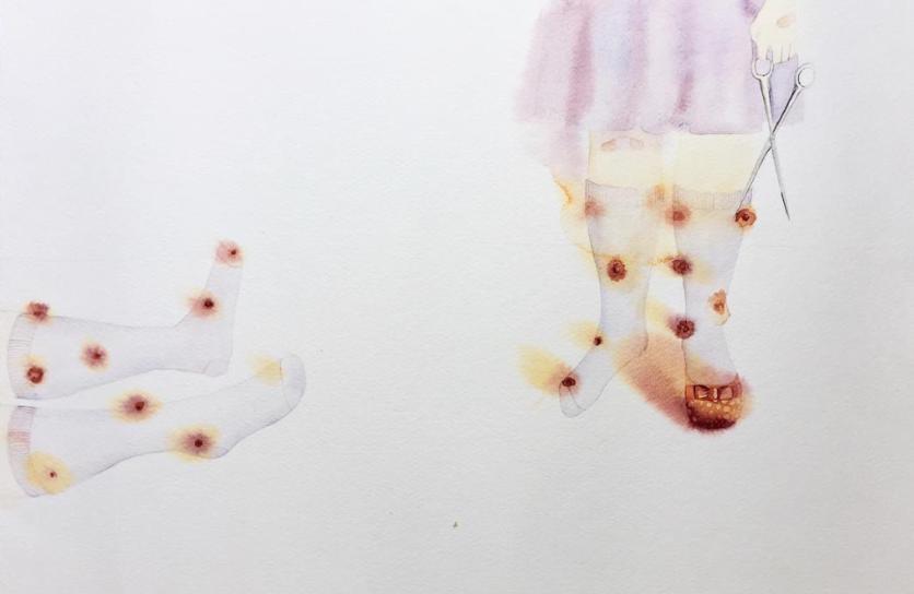 30 dibujos, 30 días: noviembre es de Alejandra Alarcón 10