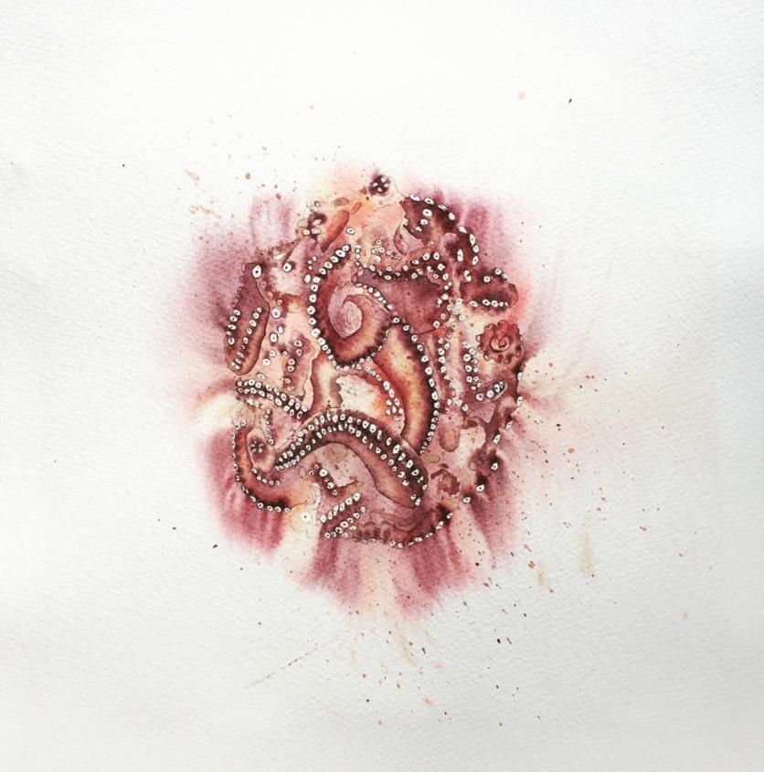 30 dibujos, 30 días: noviembre es de Alejandra Alarcón 16