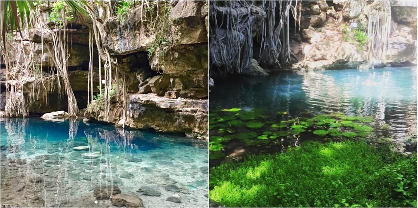 8 cenotes en Yucatán para encontrarte con el inframundo maya 6